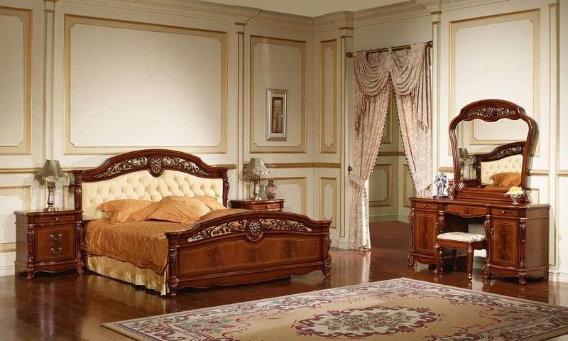 Спальня з натурального дерева жозефна