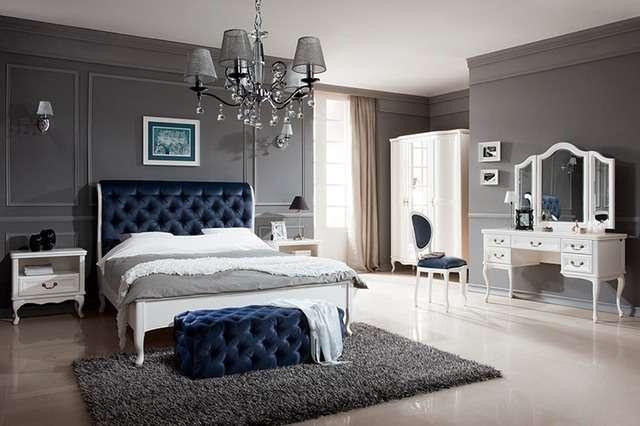 белая спальня Wersal Taranko купить в одессе цена