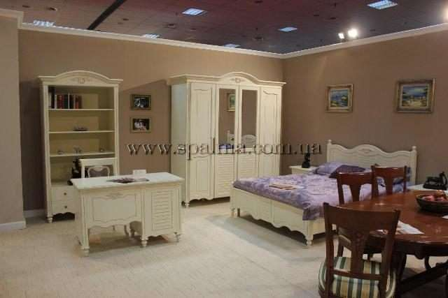 купить классическую белую спальню из массива яна в киеве днепре одессе