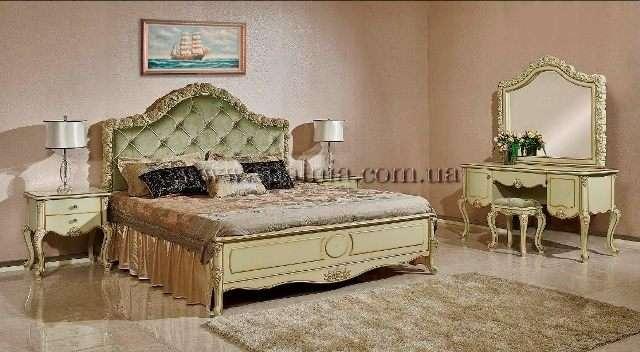 купить недорогую спальню люсиль в стиле прованс в киеве днепре